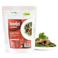 KETOLIFE Low carb hotové jedlo hovädzie s fazuľkami 300 g