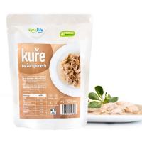 KETOLIFE Low carb hotové jedlo kura na šampiňónoch 300 g