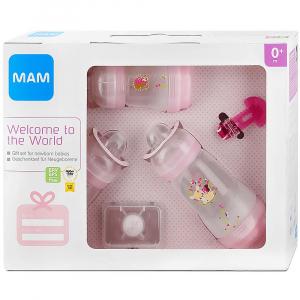 MAM Darčekový set malý - dievčatko