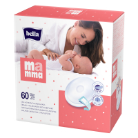 BELLA Mamma prsné vložky 60 ks