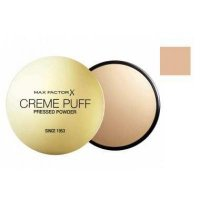 Max Factor Creme Puff Pressed Powder 21g odtieň 05 Translucent