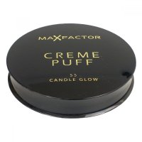 Max Factor Creme Puff Pressed Powder 21g odtieň 55 Candle Glow