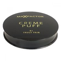 Max Factor Creme Puff Pressed Powder 21g odtieň 81 Truly Fair