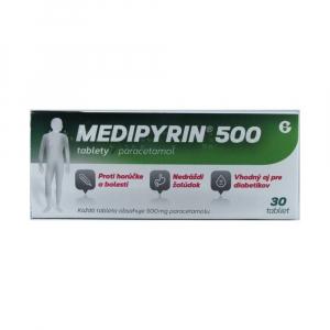 MEDIPYRIN 500 30 tabliet