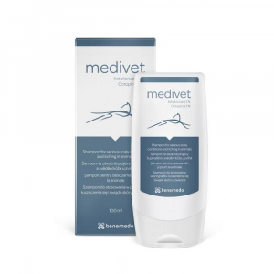 MEDIVET  šampón 100 ml