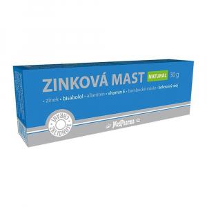 MEDPHARMA Zinková masť Natural 30 g