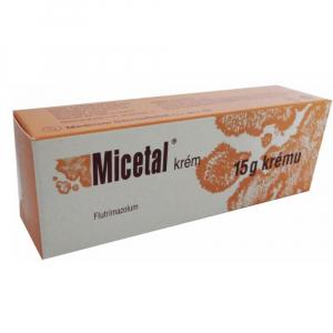 MICETAL krém 15 g