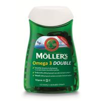 MÖLLER´S Omega 3 Double 112 kapsúl