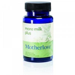 Motherlove MORE MILK PLUS 60CPS