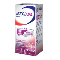 MUCODUAL sirup 100 ml
