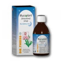 DR.THEISS Mucoplant sirup noc 128 g