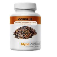 MYCOMEDICA Coriolus 90 želatínových kapsúl
