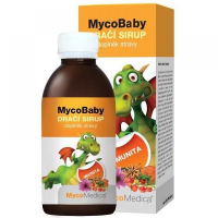 MycoMedica MycoBaby sirup 200 ml