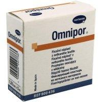Náplasť Omnipor netkaný textil 2.5 cmx5 m 1 ks