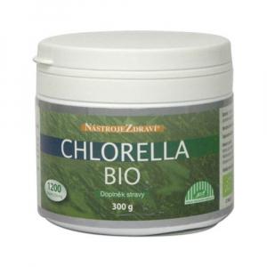 Chlorella extra Bio 1200 tabliet