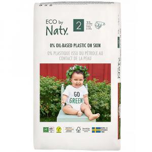 NATY Plienky Mini 3-6 kg 33 ks