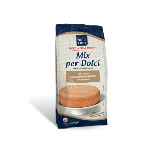 NUTRIFREE Zmes na prípravu koláčov bez lepku 1 kg