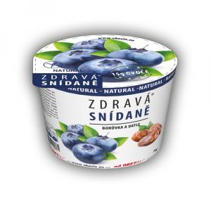 OBEZIN Zdravé raňajky Čučoriedky a ďatle 78 g