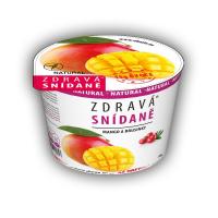 OBEZIN Zdravé raňajky Mango a brusnice 78 g