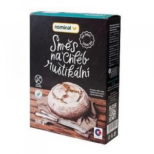NOMINAL Zmes na chlieb Rustikálny bez lepku 500 g