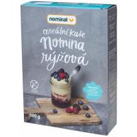 NOMINAL Cereálna kaša Nomina Ryžová bez lepku 300 g