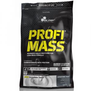 Profi Mass, Gainer, Olimp, 1000 g - Banán