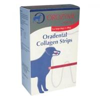 Orozyme enzym.plátky žvýkací pro psy L 141g
