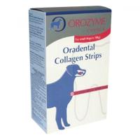 Orozyme enzym.plátky žvýkací pro psy S  224g