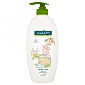 PALMOLIVE Naturals For Kids Sprchový gél pumpa 750 ml