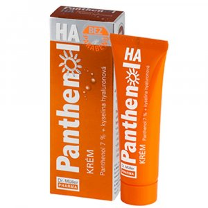 Dr Müller Panthenol 7% HA krém 30 ml