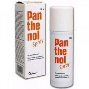 PANTHENOL spray aer der (nádoba tlak.) 1x130 g