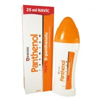 SWISS Panthenol premium spray s aloe 150 + 25 ml