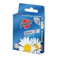 PEPINO prezervatívy kondómy classic 3 kusy