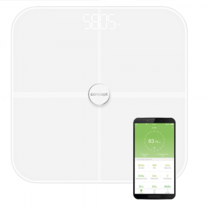 PERFECT HEALTH VO4010 Osobná váha diagnostická 180 kg, biela