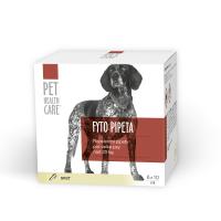 PET HEALTH CARE FYTO pipeta pre psov od 20 kg 6x10 ml
