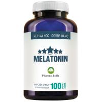 PHARMA ACTIV Melatonín Komplex 100 tabliet