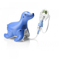 PHILIPS RESPIRONICS® Inhalátor kompresorový SAMI pre deti