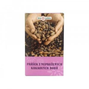 Bio Nebio Prášok z nepraženého kakaa 150 g
