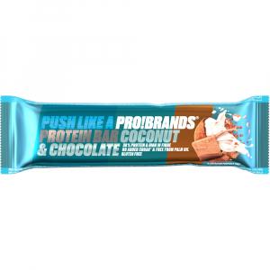 PROBRANDS Protein Bar príchuť kokos 45 g