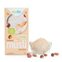 KETOLIFE Proteínové müsli basic jemné 500 g