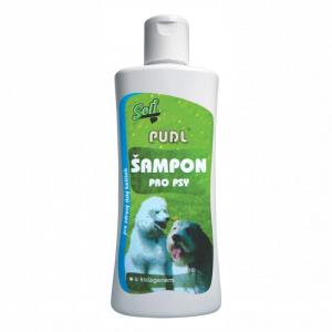 Pudel šampón pre psov s kolagénom 250ml