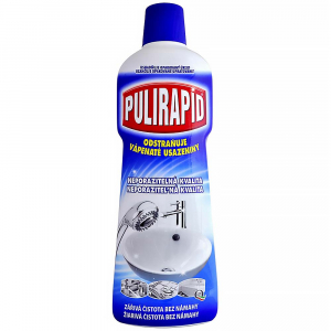 PULIRAPID Classico 750 ml (na hrdzu a vodný kameň)