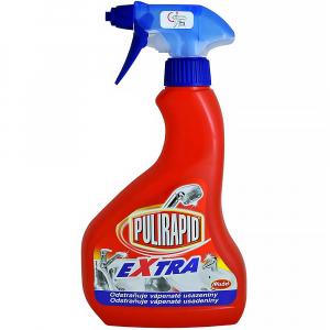 PULIRAPID Extra 500 ml (na hrdzu a vodný kameň, v spreji)