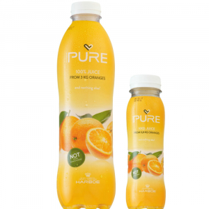 PURE Orange pomarančový džús 250 ml