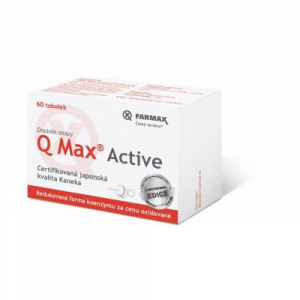 Q Max Active 60 kapsúl
