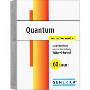GENERICA Quantum Euroformula 60 tabliet