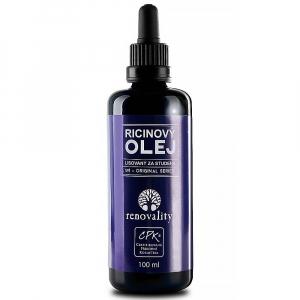 RENOVALITY Ricínový olej 100 ml
