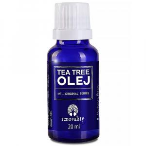 RENOVALITY Tea Tree olej 20 ml