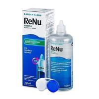 RENU Multiplus roztok na kontaktné šošovky 360 ml