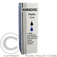 ROWACHOL gtt 1x10 ml